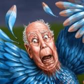 digital illustration by John Fraser for cover of fantasy book called Lost Marbles, Katy Nissen, fantasy adventure, children's book